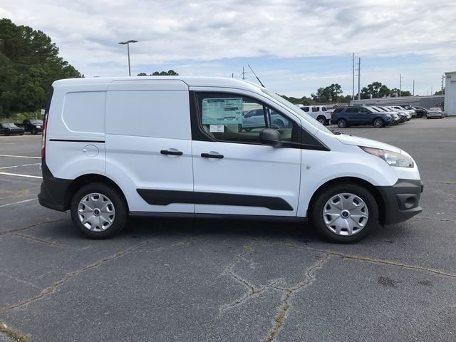 2018 Frozen White Ford Transit Connect XL Van FWD 2.5L I4 iVCT Engine Automatic