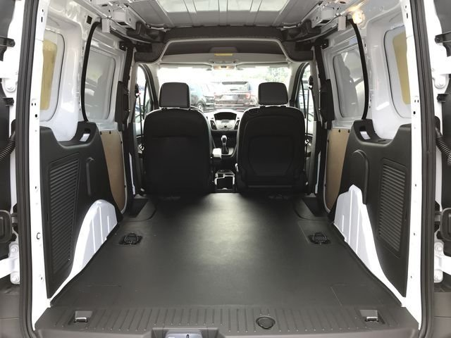 2018 Frozen White Ford Transit Connect XL Automatic FWD Van
