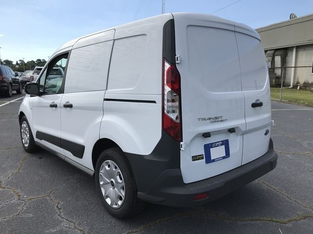 2018 Frozen White Ford Transit Connect XL 4 Door Automatic 2.5L I4 iVCT Engine