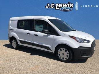 2019 Frozen White Ford Transit Connect XL 4 Door Van Automatic I4 Engine
