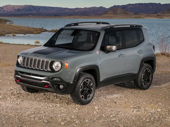 2016 Jeep Renegade Trailhawk 2.4L I4 MultiAir Engine Automatic 4 Door