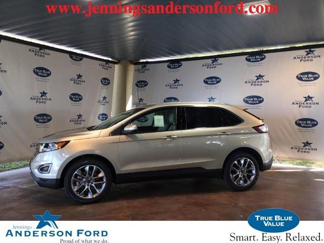 Ford Edge Titanium  Door Automatic Awd Suv Ecoboost  L I Gtdi Dohc Turbocharged