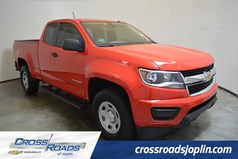 Used Chevy Colorado For Sale >> Used Chevy Colorado For Sale In Joplin Mo