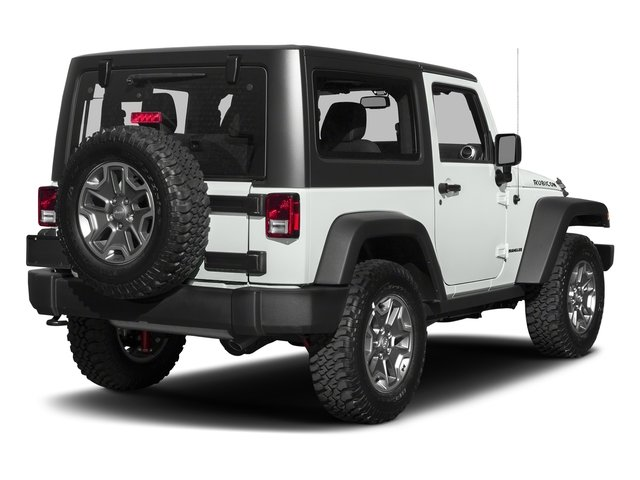 2018 Jeep Wrangler JK Rubicon SUV Automatic 2 Door 4X4