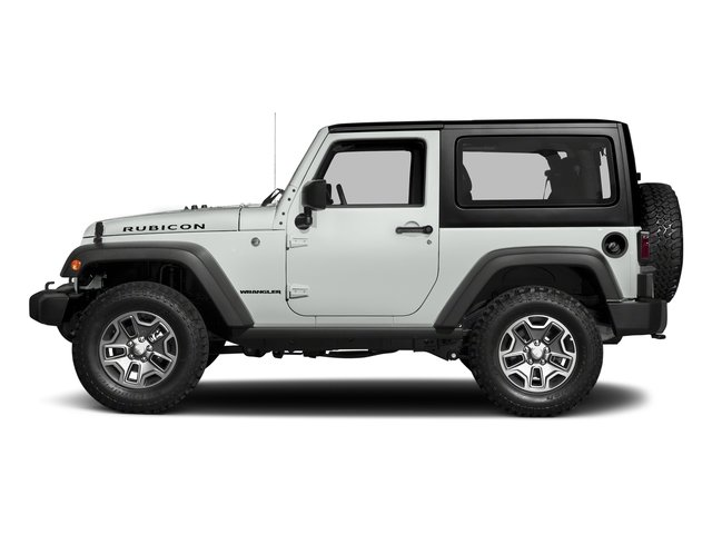2018 Jeep Wrangler JK Rubicon 4X4 SUV Automatic 2 Door Gas V6 3.6L Engine