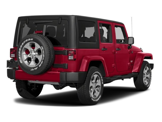 2018 Jeep Wrangler JK Unlimited Sahara 4X4 SUV For Sale In ...