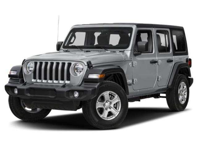 2018 Mojito! Clearcoat Jeep Wrangler Unlimited Sahara 4 Door Regular Unleaded V-6 3.6 L/220 Engine SUV