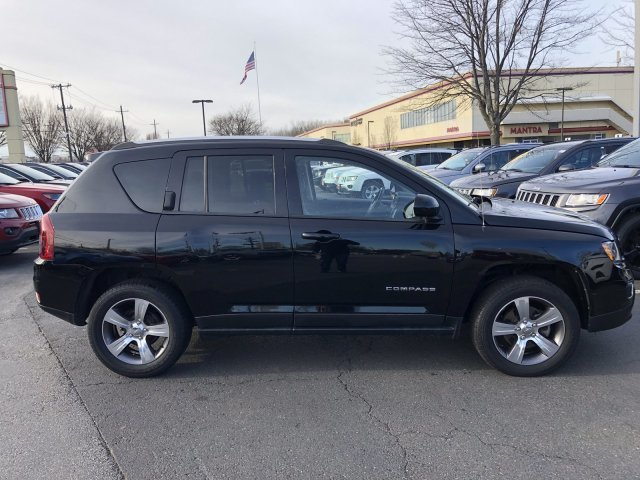 2016 Jeep Compass High Altitude Edition Automatic 4 Door Regular Unleaded I-4 2.4 L/144 Engine SUV 4X4