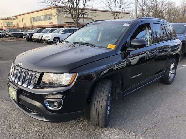 2016 Jeep Compass High Altitude Edition 4 Door Automatic SUV Regular Unleaded I-4 2.4 L/144 Engine