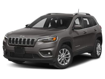 2019 Granite Crystal Metallic Clearcoat Jeep Cherokee Altitude Automatic SUV AWD 4 Door