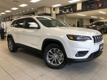 2019 Jeep Cherokee Latitude Plus 4 Door Automatic SUV