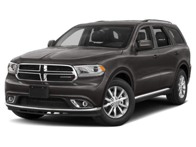2019 Dodge Durango SXT Plus SUV Regular Unleaded V-6 3.6 L/220 Engine 4 Door