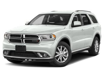 2019 Dodge Durango SXT Plus Automatic 4 Door Regular Unleaded V-6 3.6 L/220 Engine