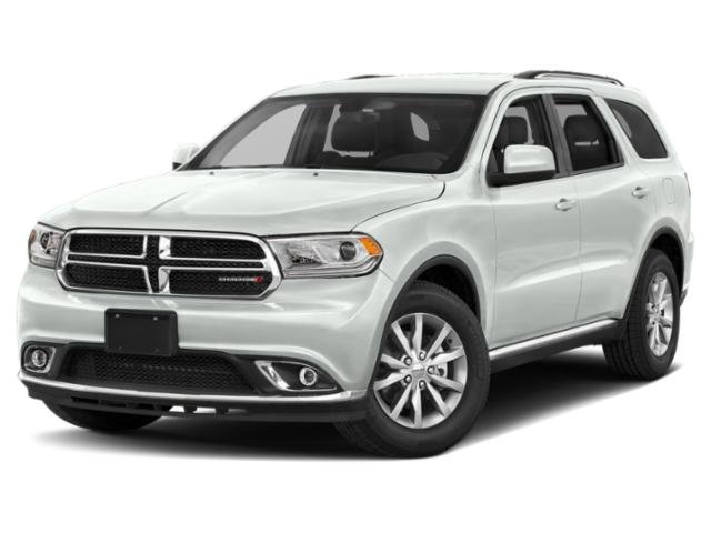 2019 White Knuckle Clearcoat Dodge Durango SXT Plus Automatic 4 Door 4X4 SUV Regular Unleaded V-6 3.6 L/220 Engine