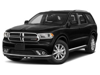 2019 Dodge Durango SXT Plus SUV 4X4 4 Door Automatic