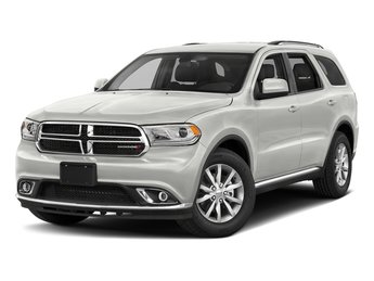 2018 Vice White Tri-Coat Pearl Dodge Durango GT 4 Door SUV Regular Unleaded V-6 3.6 L/220 Engine