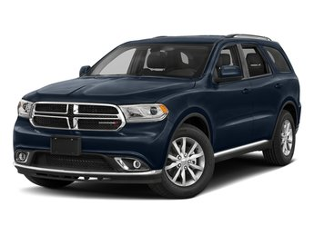 2018 Blu By You Pearlcoat Dodge Durango GT Automatic Regular Unleaded V-6 3.6 L/220 Engine 4X4 SUV