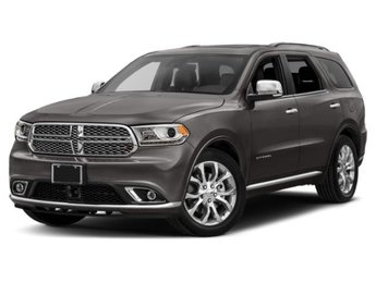 2019 Dodge Durango GT Plus Regular Unleaded V-6 3.6 L/220 Engine 4 Door SUV 4X4 Automatic