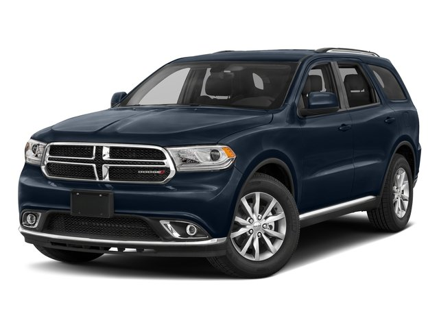 2018 Dodge Durango GT SUV 4 Door Regular Unleaded V-6 3.6 L/220 Engine
