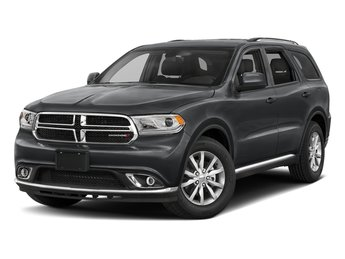 2018 Granite Clearcoat Dodge Durango GT 4 Door Automatic Regular Unleaded V-6 3.6 L/220 Engine