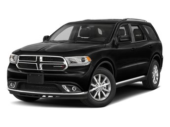 2018 Dodge Durango GT Automatic Regular Unleaded V-6 3.6 L/220 Engine SUV 4X4
