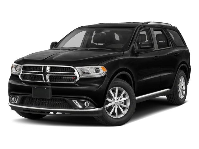 2018 DB Black Clearcoat Dodge Durango GT 4 Door Regular Unleaded V-6 3.6 L/220 Engine Automatic 4X4