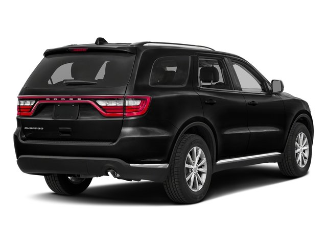 2018 DB Black Clearcoat Dodge Durango GT Automatic SUV 4 Door Regular Unleaded V-6 3.6 L/220 Engine 4X4