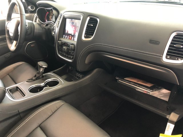 2018 Dodge Durango Citadel Anodized Platinum 4X4 4 Door Automatic Regular Unleaded V-6 3.6 L/220 Engine