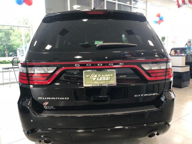 2018 Dodge Durango Citadel Anodized Platinum Automatic 4X4 4 Door