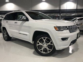 2019 Jeep Grand Cherokee Overland 4X4 4 Door SUV Regular Unleaded V-6 3.6 L/220 Engine