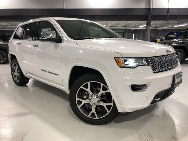 2019 Jeep Grand Cherokee Overland 4 Door SUV Automatic 4X4