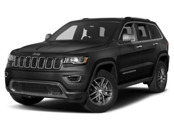 2019 Jeep Grand Cherokee Overland 4 Door 4X4 Automatic SUV Regular Unleaded V-6 3.6 L/220 Engine
