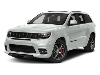 New 2018 Jeep Grand Cherokee Srt For Sale In Paramus Nj