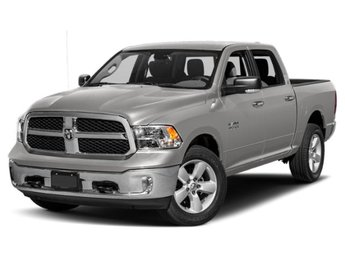 2019 Ram 1500 Classic Lone Star Silver 4 Door 4X4 Automatic Regular Unleaded V-8 5.7 L/345 Engine