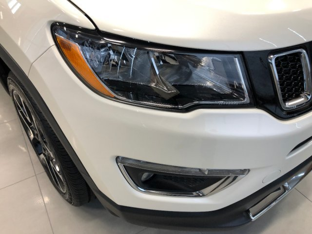 2018 Jeep Compass Limited 4X4 SUV For Sale In Paramus NJ ...