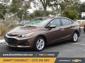 2019 Chevy Cruze LS Automatic FWD 4 Door Sedan 1.4L 4-Cylinder Turbo DOHC CVVT Engine