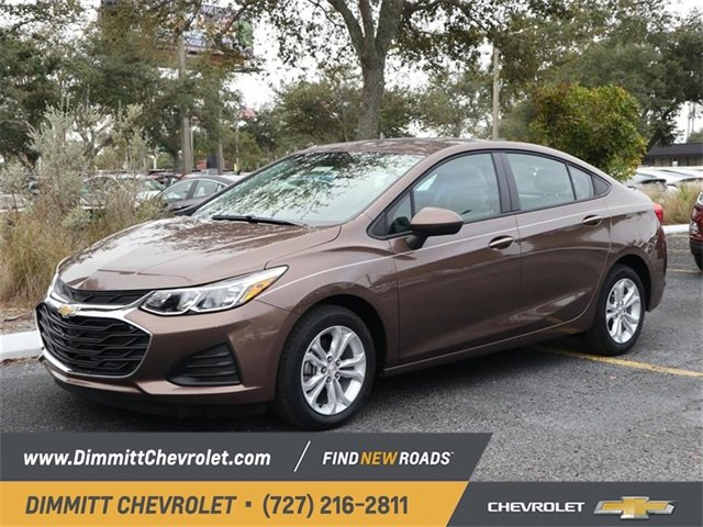 2019 Oakwood Metallic Chevy Cruze LS 4 Door Sedan Automatic FWD