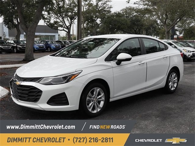 2019 Chevy Cruze LT Automatic 1.4L 4-Cylinder Turbo DOHC CVVT Engine 4 Door