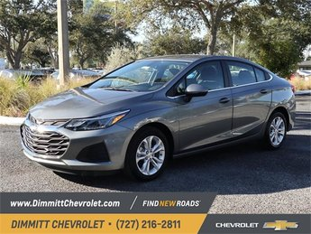 2019 Chevy Cruze LT 1.4L 4-Cylinder Turbo DOHC CVVT Engine FWD Automatic