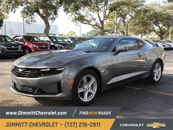 2019 Chevy Camaro LT 3.6L V6 DI Engine 2 Door RWD Coupe Automatic