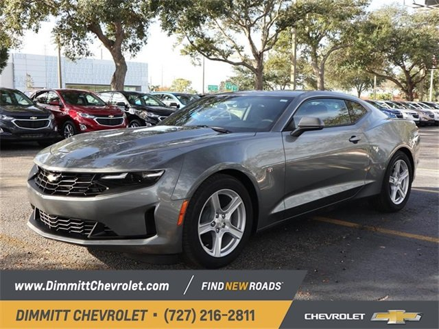 2019 Chevy Camaro LT 3.6L V6 DI Engine 2 Door Automatic RWD Coupe