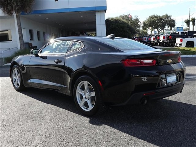 2016 Black Chevy Camaro LT Automatic 3.6L V6 DI Engine 2 Door RWD