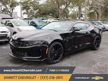 2019 Chevy Camaro LT Manual 3.6L V6 DI Engine Coupe RWD