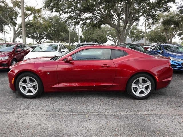 2019 Garnet Red Tintcoat Chevy Camaro LT 2 Door Automatic 3.6L V6 DI Engine Coupe