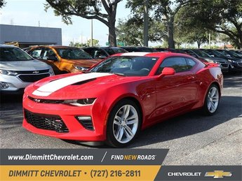 2018 Chevy Camaro SS Automatic 2 Door 6.2L V8 Engine