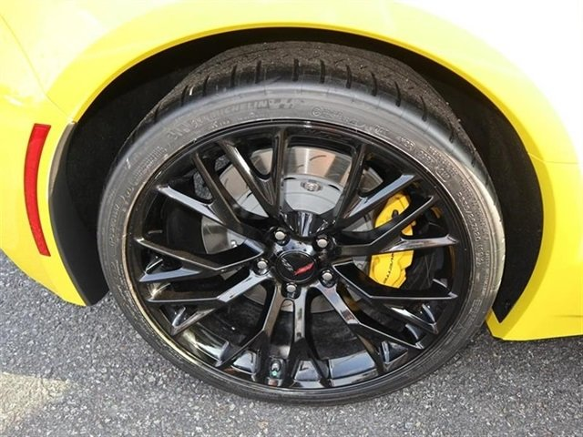 2019 Corvette Racing Yellow Tintcoat Chevrolet Corvette Z06 1LZ Manual 2 Door Coupe RWD V8 Supercharged Engine