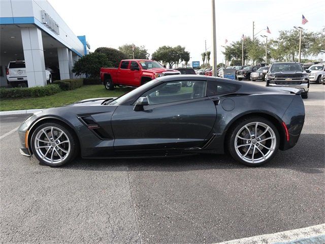 2019 Chevy Corvette Grand Sport 1LT 2 Door Coupe 6.2L V8 Engine RWD