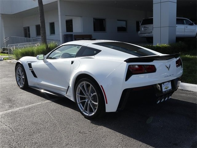 2019 Chevy Corvette Grand Sport 1LT Automatic Coupe RWD 2 Door 6.2L V8 Engine