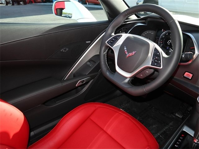 2019 Chevy Corvette Grand Sport 1LT 6.2L V8 Engine RWD 2 Door Coupe