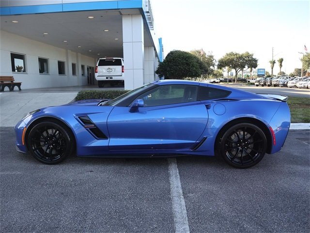 2019 Chevy Corvette Grand Sport 1LT RWD Automatic 6.2L V8 Engine